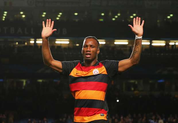Drogba leaves Galatasaray