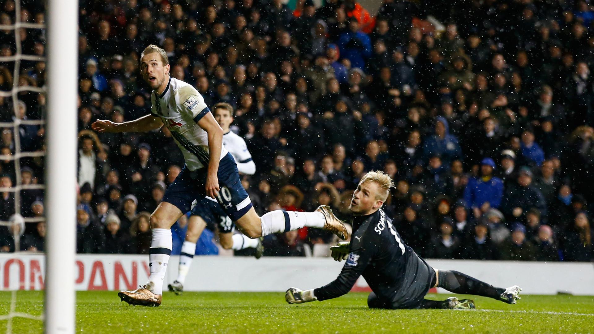 Tottenham Vs Leicester City: 1 Leicester City Match Report