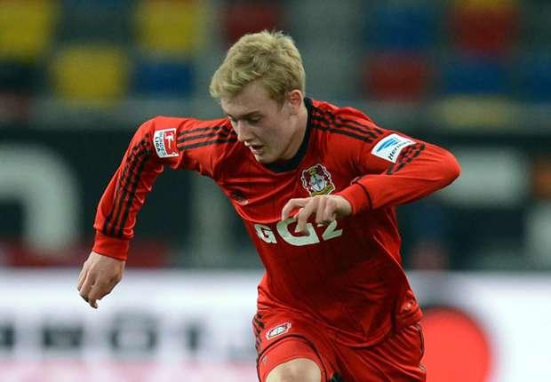 Will auch im nächsten Jahr mit Leverkusen in der Königsklasse ran: Talent Julian Brandt