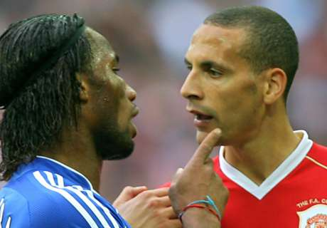 Drogba's three toughest defenders