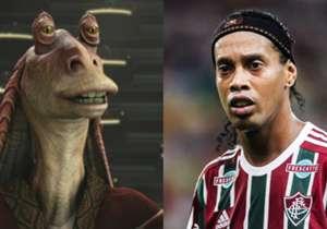 Jar Jar Binks/Ronaldinho
