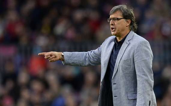 Martino named new Argentina boss