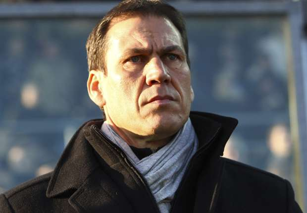 Garcia not conceding Serie A to Juventus