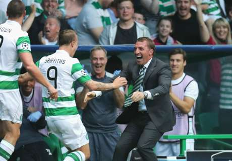 'Celtic back where we belong in CL'