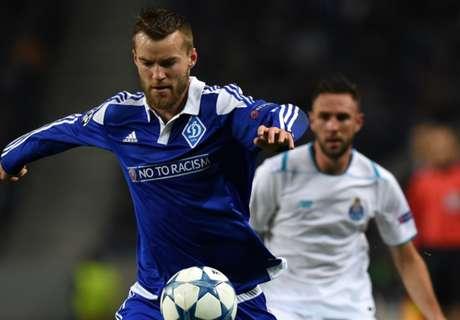 Dynamo Kiev, trois matchs à huis-clos