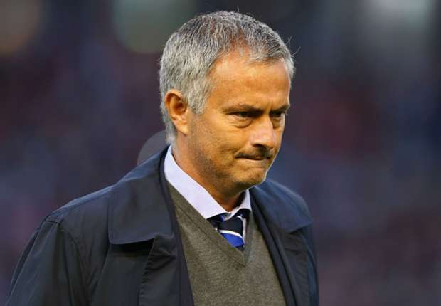 Jose Mourinho Premier League Burnley v Chelsea 180814