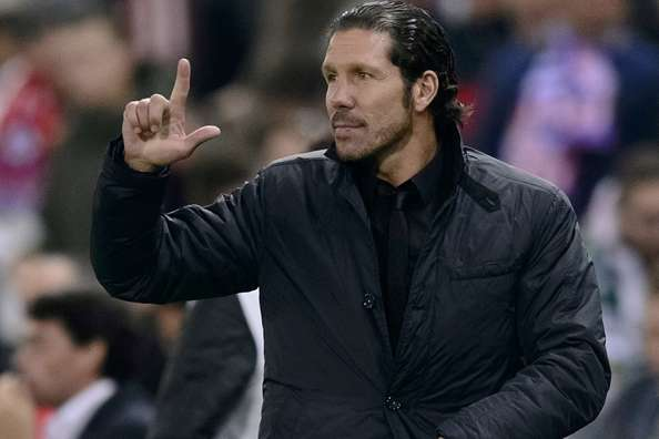 Simeone: Nothing wrong with Chelsea parking the bus