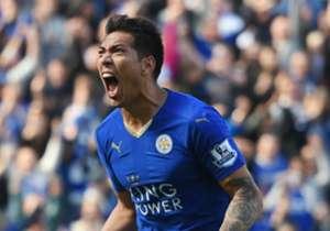 Leonardo Ulloa | Leicester City | Temporada 2015/2016.