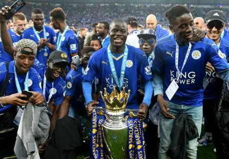 Leicester Ratapi Kepergian Kante