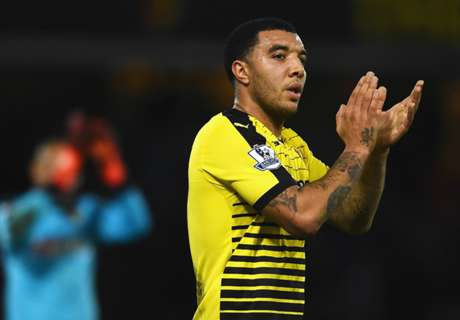 Deeney perfect for England - Flores