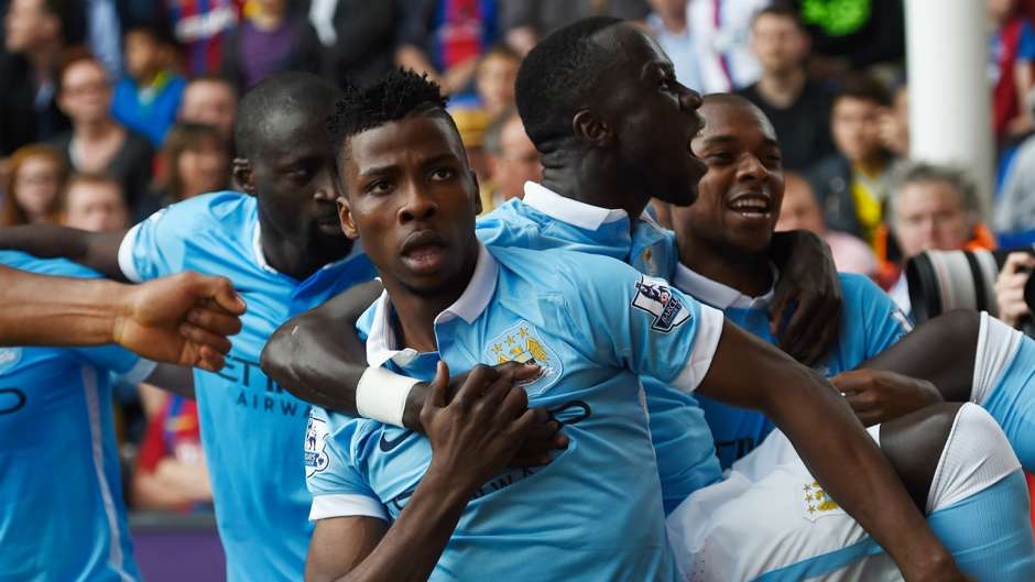 Top Opta stats | Crystal Palace v Manchester City