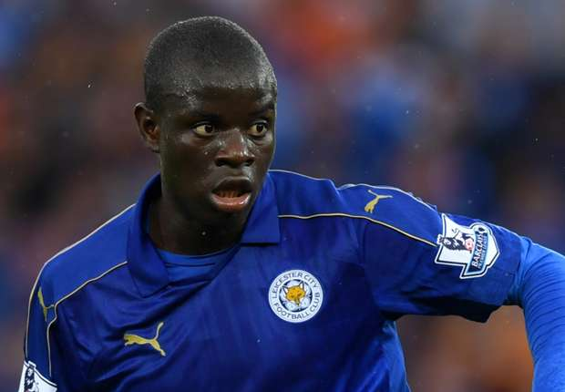 Kante to make Chelsea debut against AC Milan