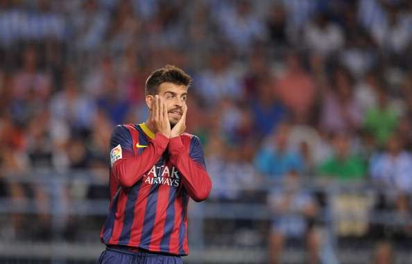 Pique: Martino blameless in Barcelona crisis