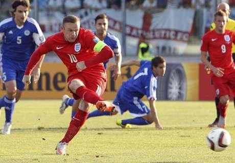 Eliminatorias: San Marino 0-6 Inglaterra