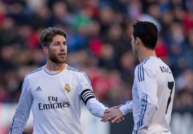 I want the Champions League for my CV - Ramos