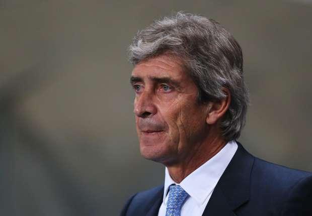 Pellegrini optimistis kalahkan Everton.