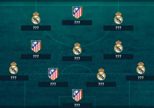 """Setelah sebelumnya menyusun <a href=""""http://www.goal.com/id-ID/news/1364/liga-champions/2016/05/25/23901432/galeri-raul-luis-aragones-real-atletico-xi-terbaik-sepanjang"""" target=""""_blank"""">kesebelasan kombinasi berisikan para pemain terbaik Real Madrid da..."""