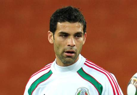 OFF - Rafa Marquez de retour au Mexique !