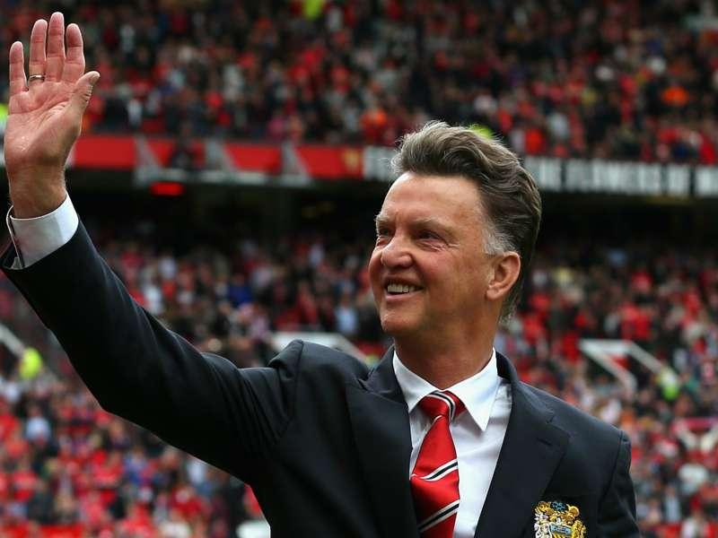 How Van Gaal's Manchester United revolution is FINALLY taking off