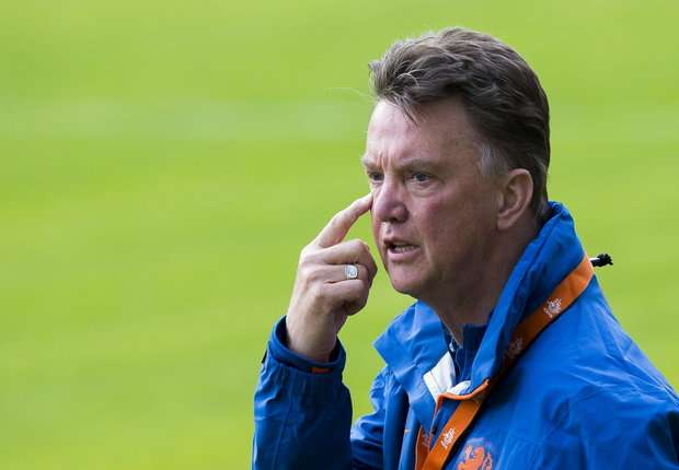 Atletico Madrid can be an example for Netherlands, says Van Gaal