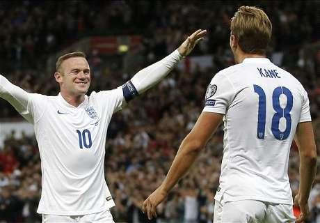 Kane: Rooney Eksekutor Penalti Utama