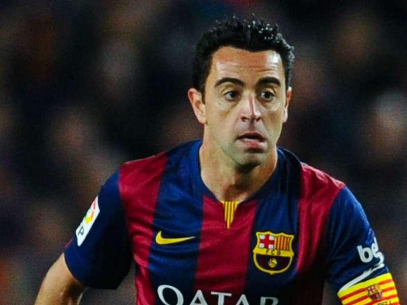 """""""É hora de Xavi Hernandez dizer adeus ao Barcelona"""""""