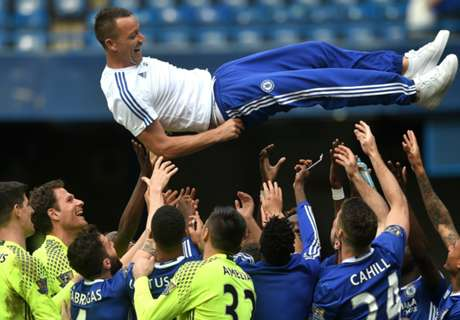 Conte right to keep hold of Terry