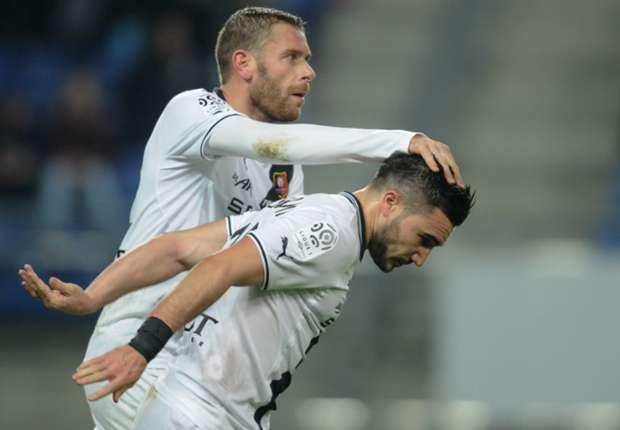 Sylvain Armand Romain Alessandrini Sochaux Rennes Ligue 1 12212013