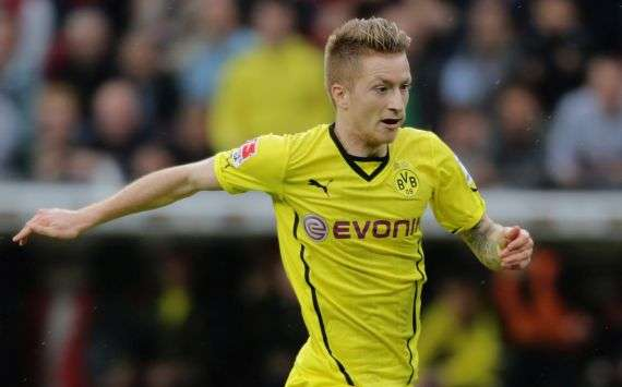 Reus wins German players' player of the year