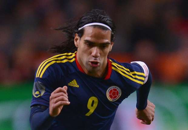 Falcao to join up with Colombia squad despite World Cup fears