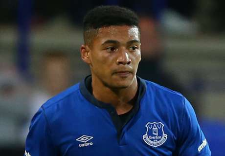 RESMI: Everton Pinjamkan Browning Ke Sunderland