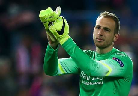 Oblak extends Atletico deal
