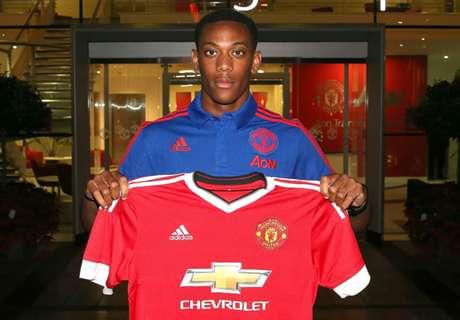 Done deal! Martial wird ein Red Devil