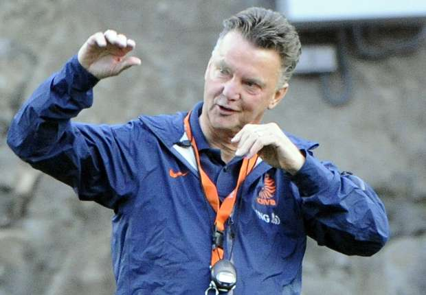Netherlands will go the distance in World Cup - Van Gaal
