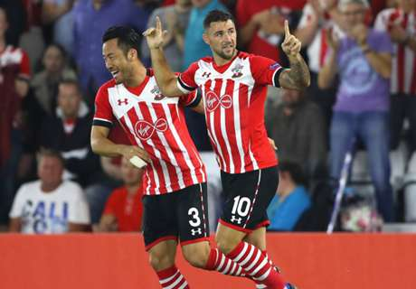 Austin at the double for Southampton