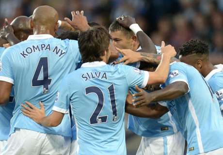 Premier League, 1ª - Tris del City