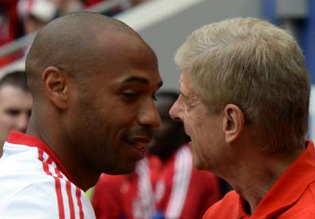 Henry: Wenger is wrong for England