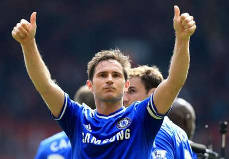 Frank Lampard, al NY City de Villa