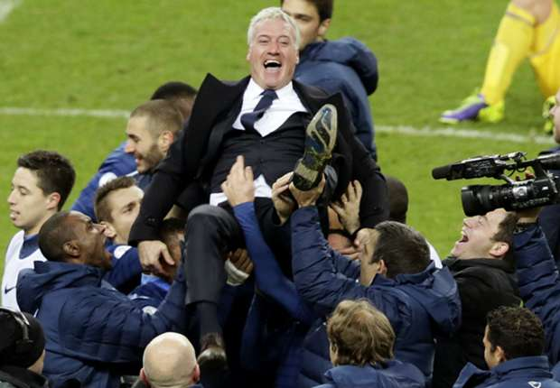 Deschamps: Jamaica win the best possible World Cup preparation