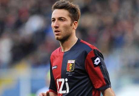 Bertolacci completes Roma return