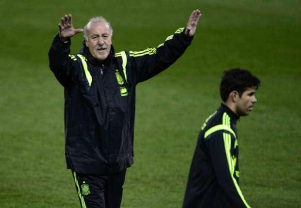 España sucumbirá ante las condiciones de Brasil