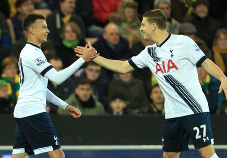 REVIEW: Tottenham Geser Arsenal