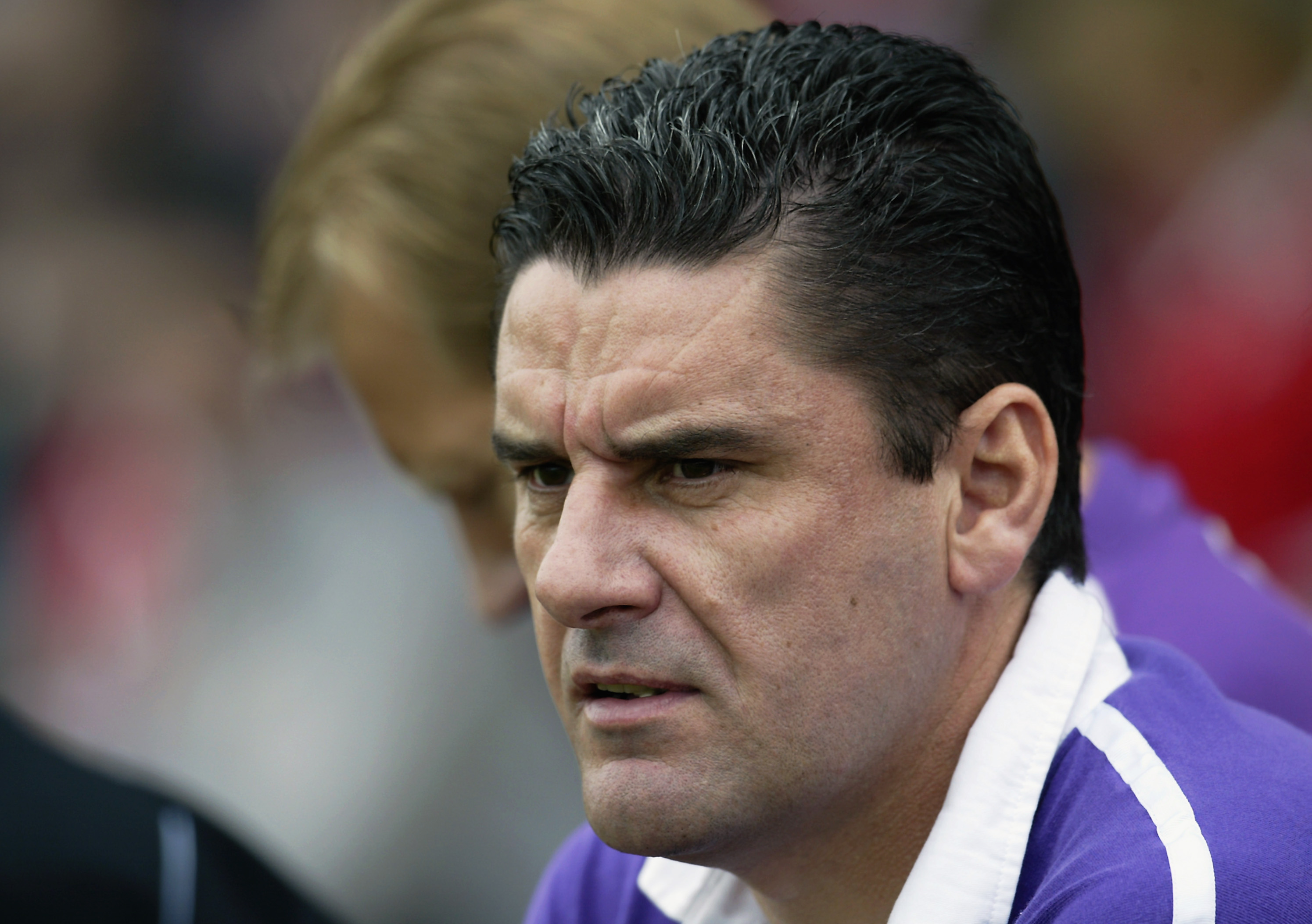 New Crawley Town manager John Gregory
