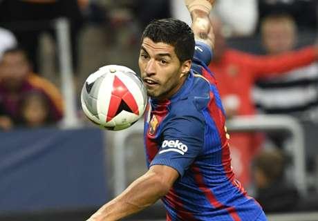 WATCH: Suarez insults Drinkwater