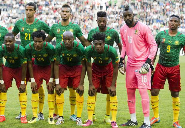 Cameroon needed private loan for player bonuses, says spokesman