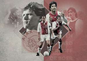 Who is Ajax's greatest ever player? Goal Netherlands editor Floris Koekenbier has picked his top 20 based on consistency, longevity, the number of trophies won and legacy at the club. The countdown begins with one of the world's top strikers...