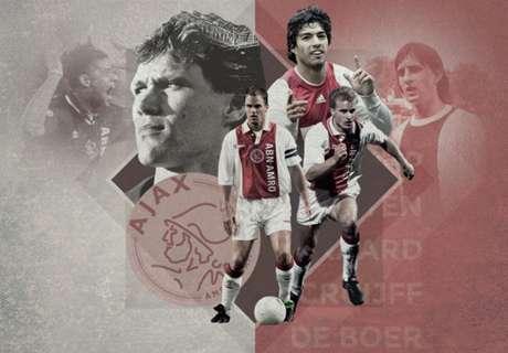 20 Pemain Terbesar Ajax Sepanjang Masa