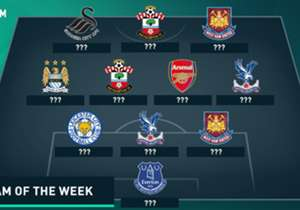 Find out who makes Goal's team of the week...