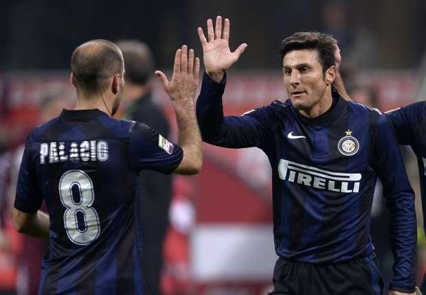 Zanetti - Palacio - Inter