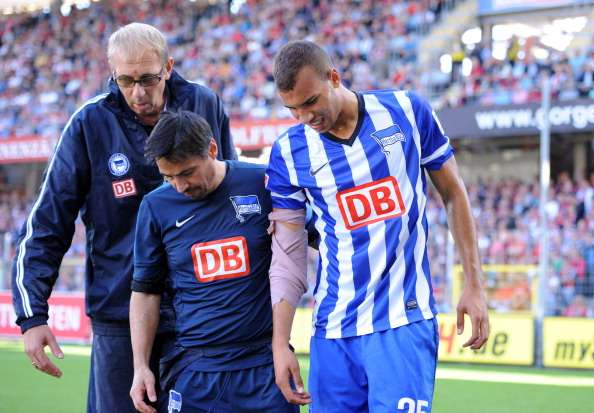 Hertha BSC: John Brooks hofft auf einen Kader-Platz der USA bei der WM